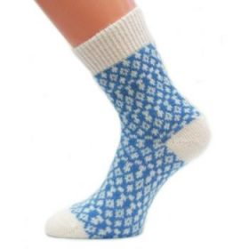 Носки женские пуховые 206